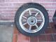 image:1996 Yamaha Royal Star front wheel.Straight...